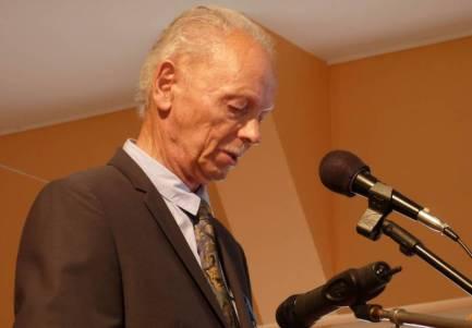 L'hommage de Jean Pizzato, l'ancien maire de Saint-Amé.