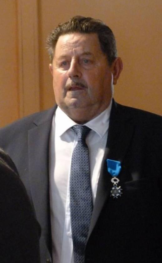 Gilles Claude, une figure de Saint-Amé.