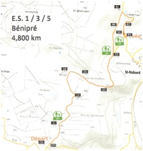 ES 1-3-5 Benipré - St. Nabord