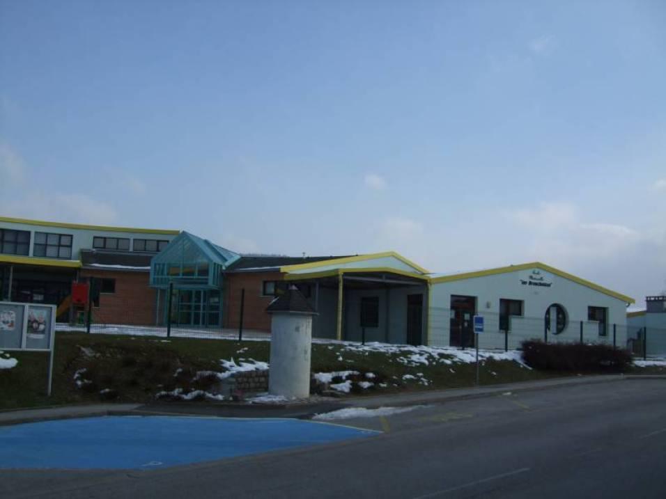 L'école maternelle dans sa présentation primitive