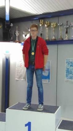 PF triple champion des Vosges