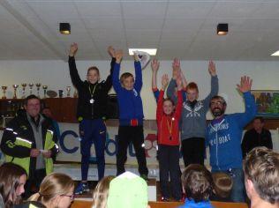 club St Maurice 3è par équipes
