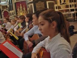 10 Jeunes mandolinistes