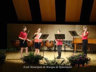 05 Quatuor de flutes