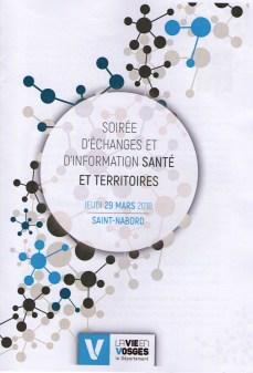 38 Soir+®e +®changes Sant+®l