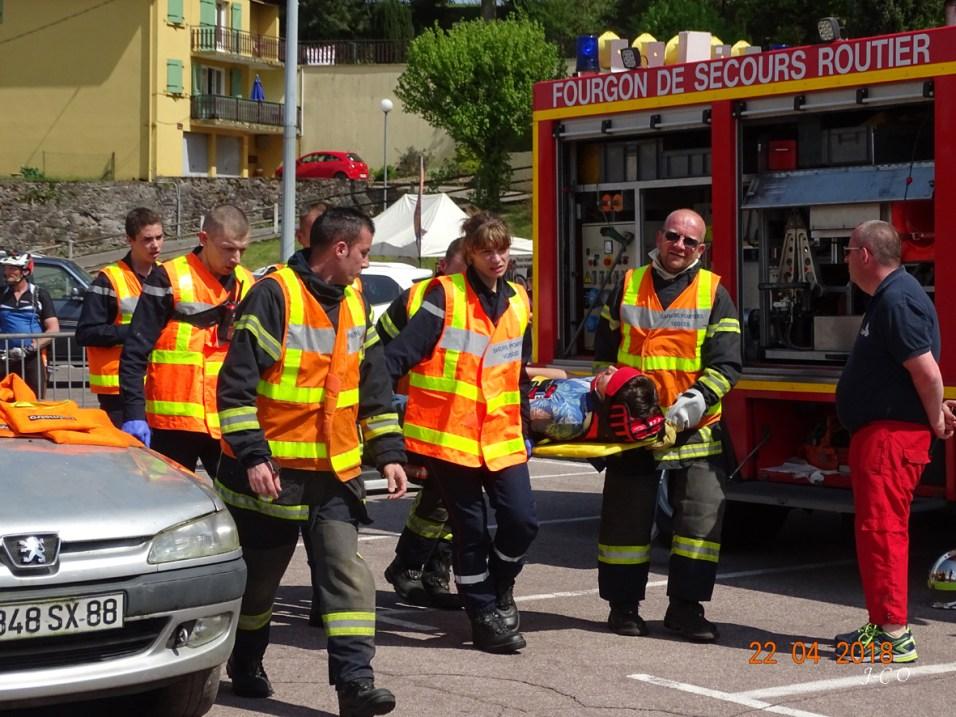 18 Transport vers ambulance