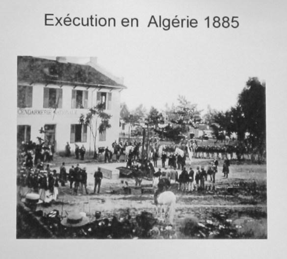 Conférence sur les criminels guillotinés (27)