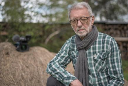 Jacques Cuny. Photo Tristan Cuny