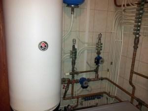 Ремонт системы горячего водоснабжения (7)