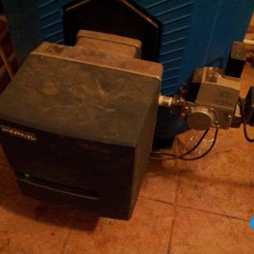 obsluzhivanie-gazovogo-kotla-Buderus Logano G115 WS