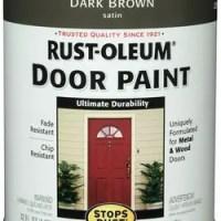 Front Door Paint Is Peeling - How To Paint A Metal Exterior Door?