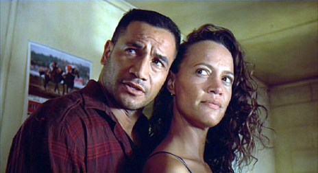 Beth (Rena Owen) and Jake (Temuera Morrison)
