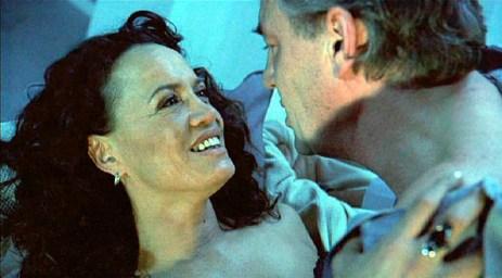 Karina (Rena Owen) and Karl (Derek de Lint)