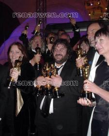 Lord of the Rings Oscar winners