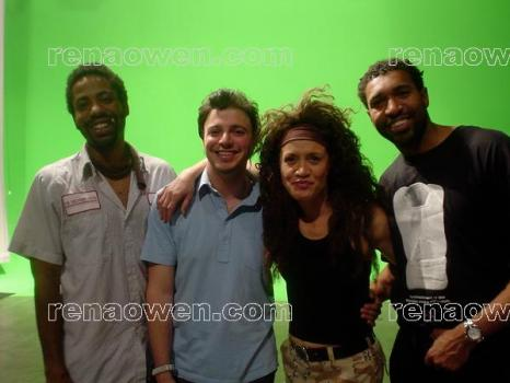 The cast of Leela