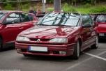 Renault 19 RSI Cabrio beim Treffen des Renault Team Oberberg in Gummersbach