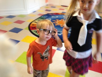 awesome Dawson Autism testing