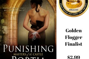 Punishing Portia is a Golden Flogger Award Finalist (sale)