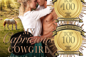 My Capricious Cowgirl by Maggie Ryan (Willamette Wives – Book 4)