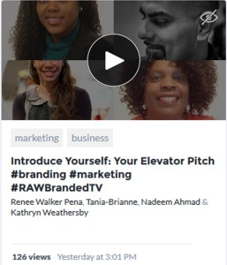 Personal Brands and Business Owners Share Their Elevator Pitch on Blab