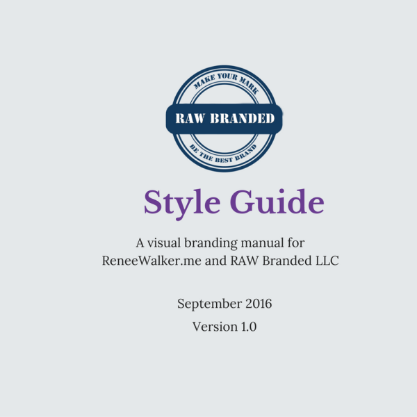 RAW Branded Style Guide V1 (2)
