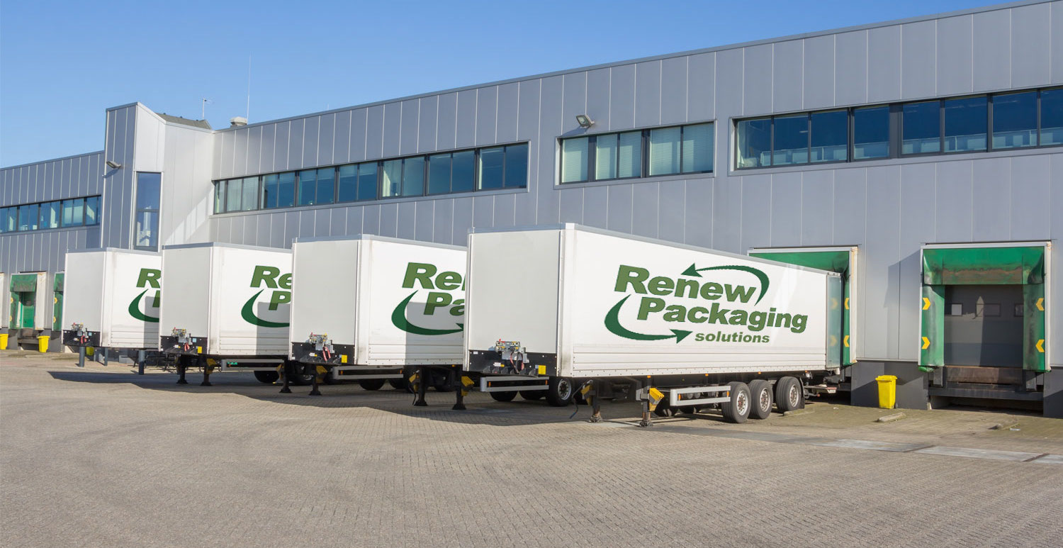 About Us Delivery Renew Packaging Company