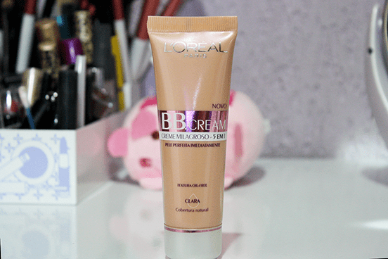 Resenha: BB Cream L'Oréal Paris - Cor Clara | Melhor BB Cream