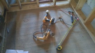 I HATE hole saws and so does my drill.
