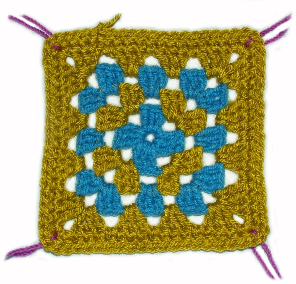 The Humble Granny Square