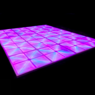 LED Light up Dance floor for rent