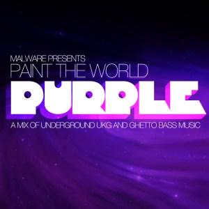 Malware - Paint The World Purple