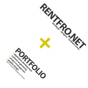 Past Portfolio Splash Screen