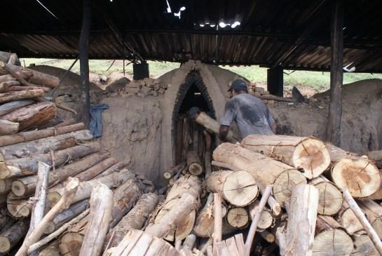A 100 km da capital paulista, vítimas de trabalho escravo produziam carvão sem qualquer equipamento de proteção (Fotos: Stefano Wrobleski/Repórter Brasil)