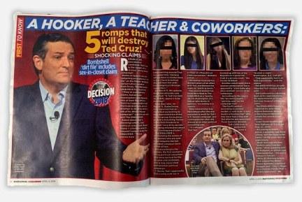Cruz sex scandal