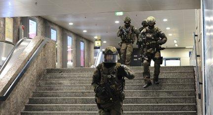 Munich shooting refugees