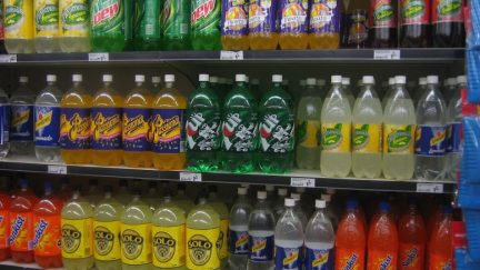 Wikipedia Commons - Soft Drinks