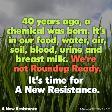 Monsanto RoundUp