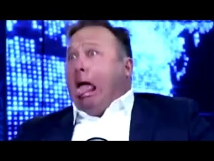 Alex Jones loses it