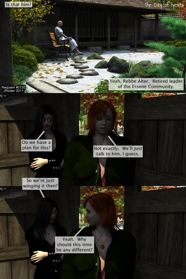 Garden Stories, Part 1