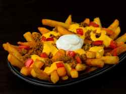 Nice New Cheesy Fries Nacho Fries Box Ingredients Nacho Fries Box Taco Bell Nutrition Facts Taco Bell Nacho Fries Drive Thru Gourmet Taco Bell Plays Ketchup To Burger Kings