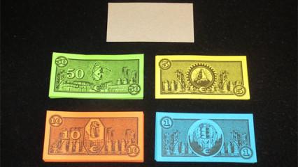 Billetes del Alta tensión - http://misutmeeple.blogspot.de