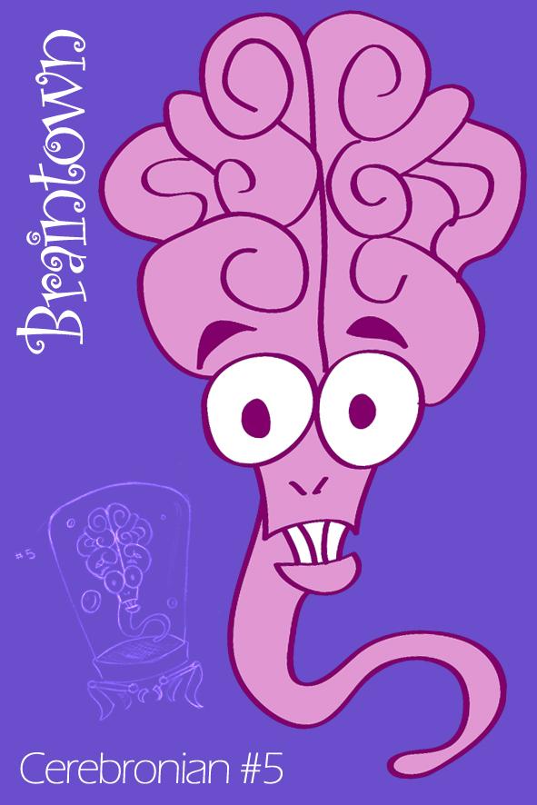 Diseño preliminar para Cerebronios