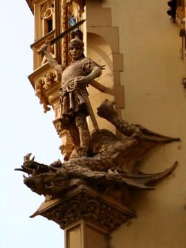 San Jorge y Dragón (Praga)
