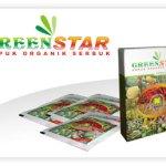 Jual Pupuk organik serbuk GREENSTAR (GREES)
