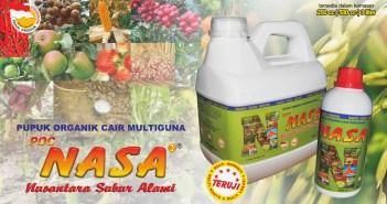 Produk nasa untuk budidaya tomat