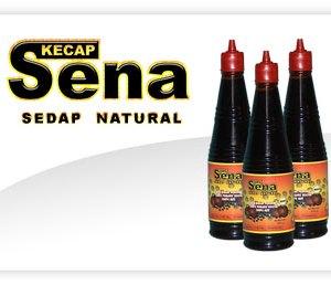Kecap Sedap Natural Nusantara