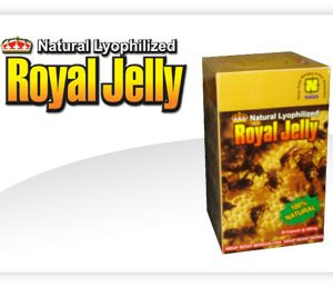 Produk Kesehatan Natural Nusantara NATURAL ROYAL JELLY