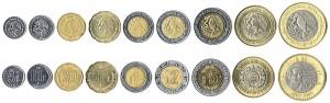 Des pesos qui ressemblent à des euros