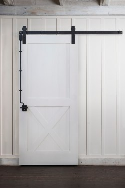 Small Of Barn Door Lock