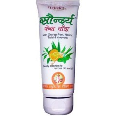 PATANJALI SAUNDRAYA FACE WASH (PACK OF 3)